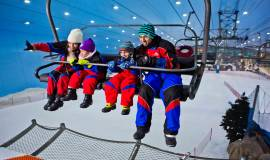 Ski Dubai and Snow Park