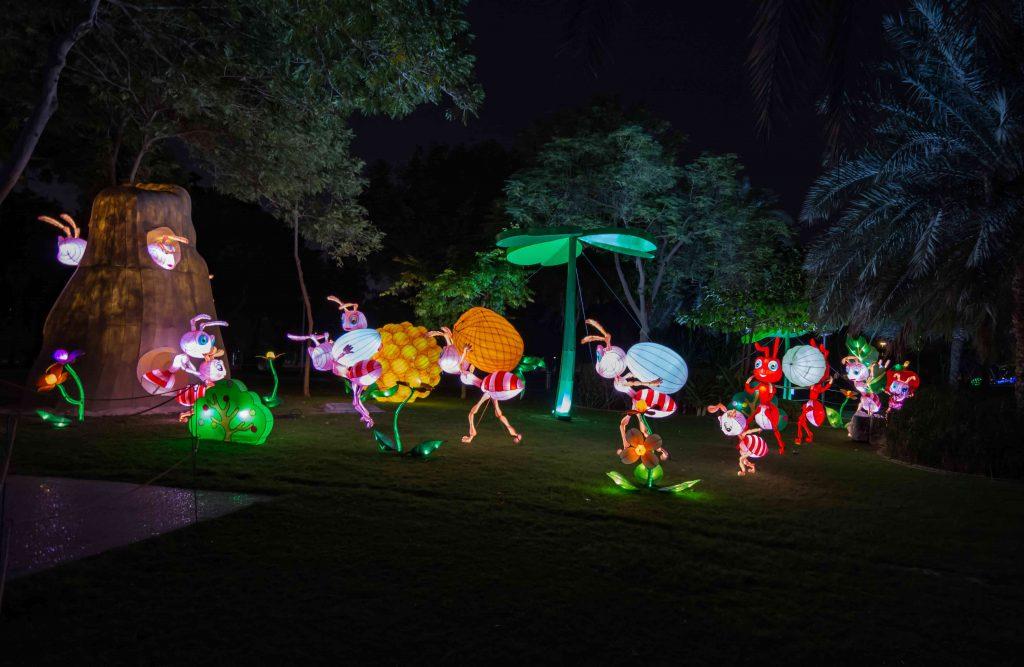 Glow Garden