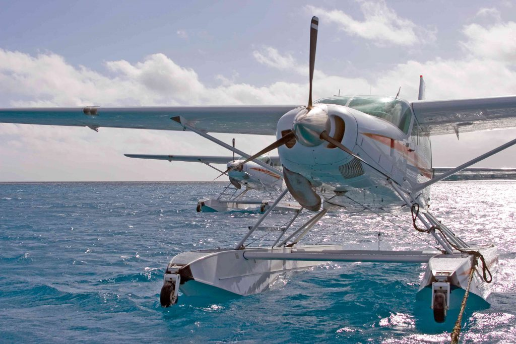Unique Seaplane Tour