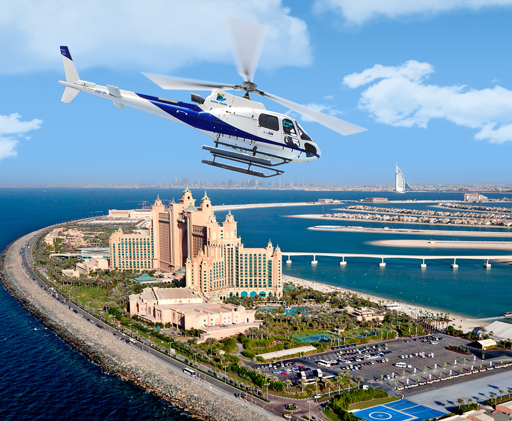 Aerial Tour / Helicopter Ride